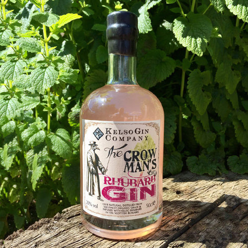 Rhubarb Gin 50cl from the Kelso Gin Company