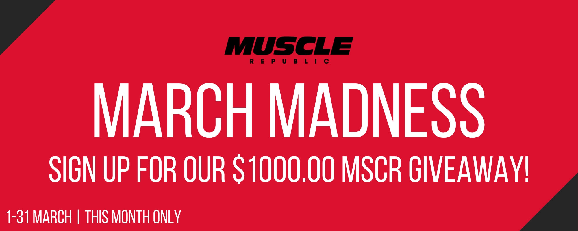 March Madness Sign Up!