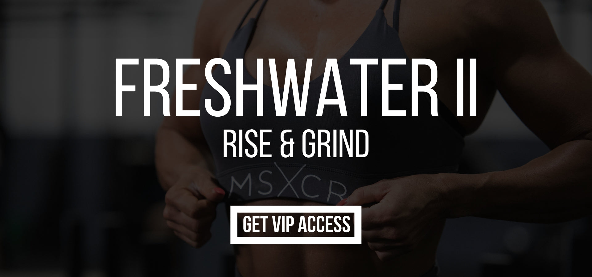 Freshwater II VIP Sign Up