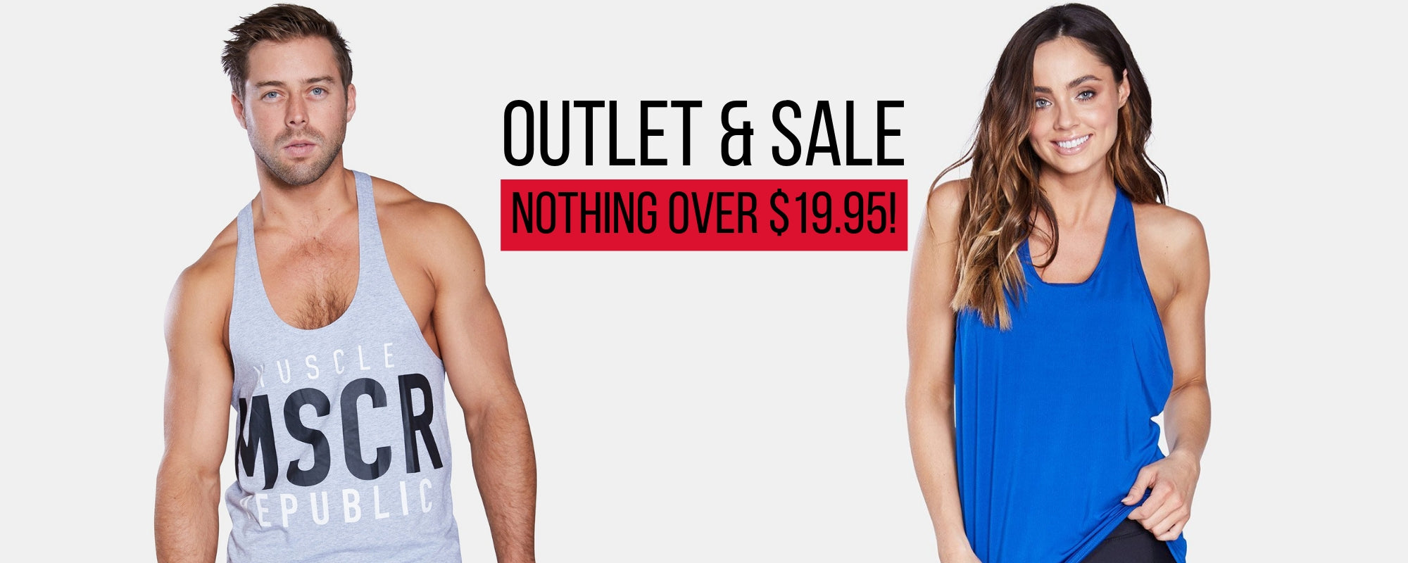Shop the Outlet now!