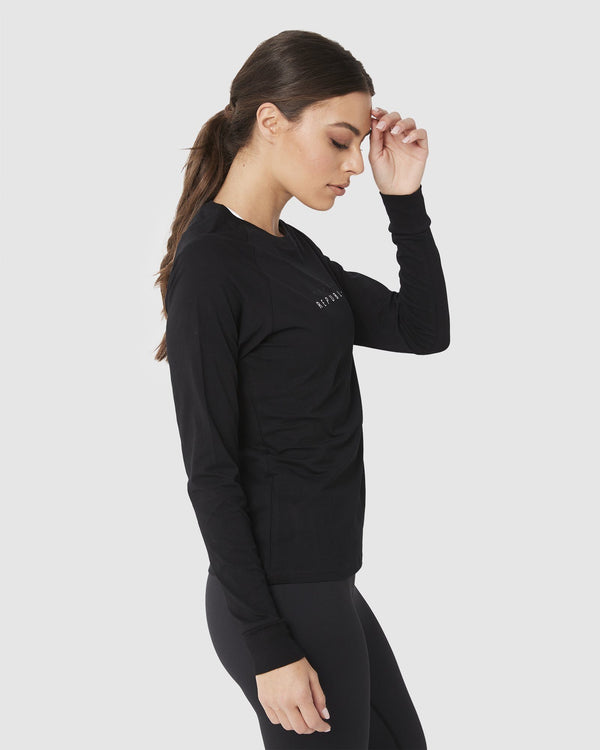 LADIES LONG SLEEVE - LADIES CREED LONG SLEEVE TONAL