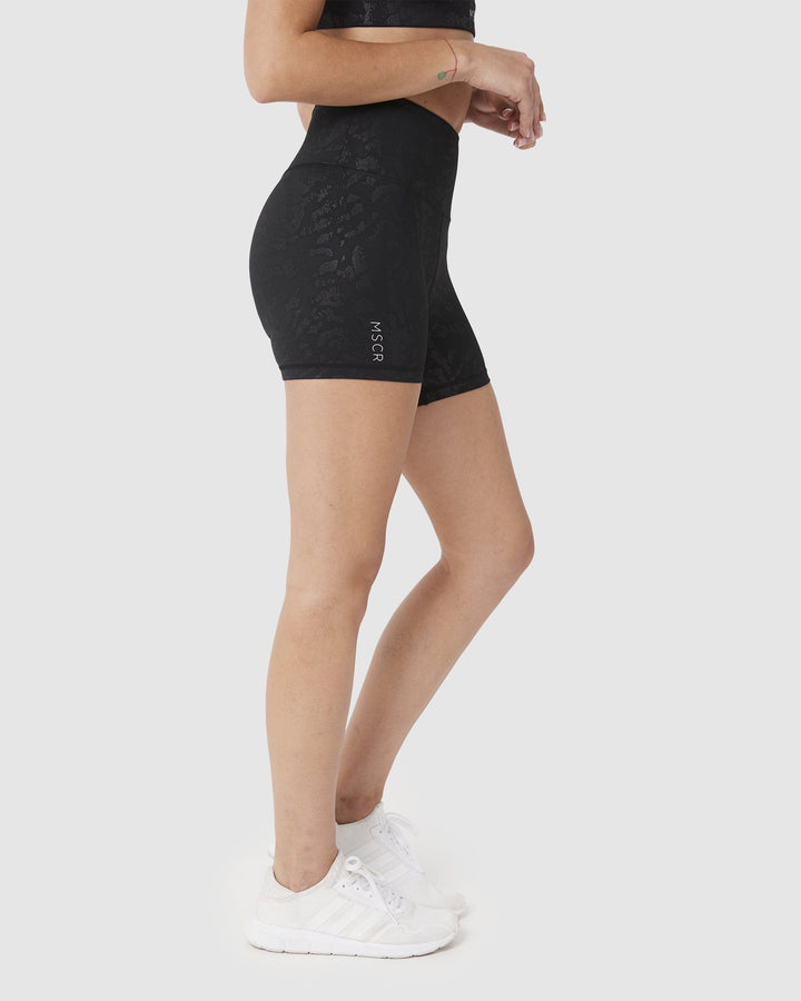 Ladies Shorts - LIVE SHORTS BLACK CEO