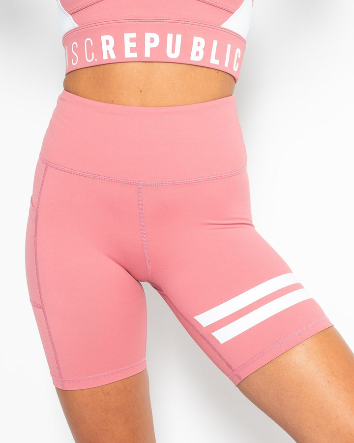 LADIES SHORTS & TRACKPANTS - BIKER SHORTS