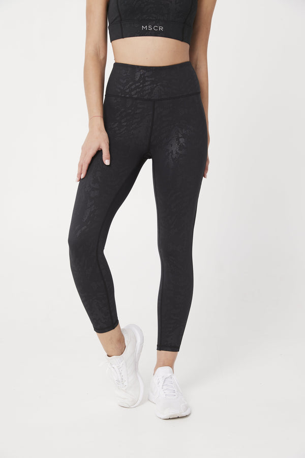 LEGGINGS - BREATHE 7/8 LEGGINGS BLACK CEO