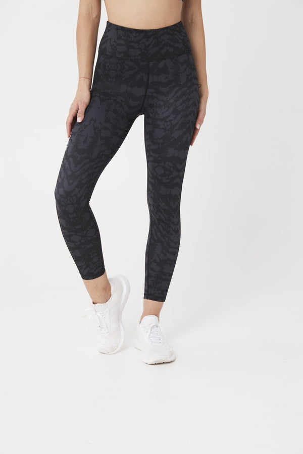 LEGGINGS - BREATHE 7/8 LEGGINGS CHARCOAL CEO