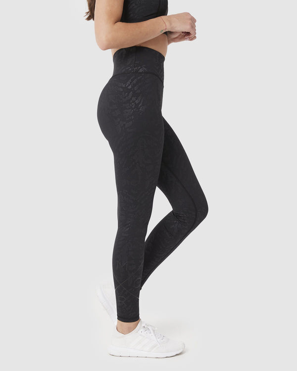 LEGGINGS - INSPIRE FULL LEGGINGS BLACK CEO