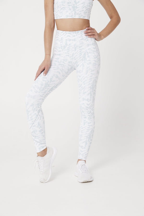 LEGGINGS - INSPIRE FULL LEGGINGS WHITE CEO