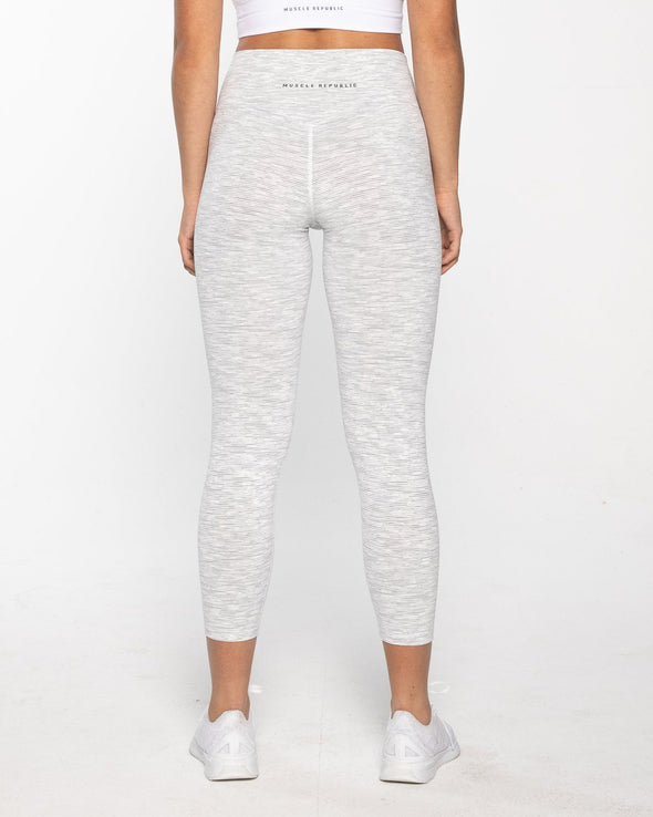 LEGGINGS - LUXE 7/8 LEGGING ARCTIC WHITE *PREORDER*
