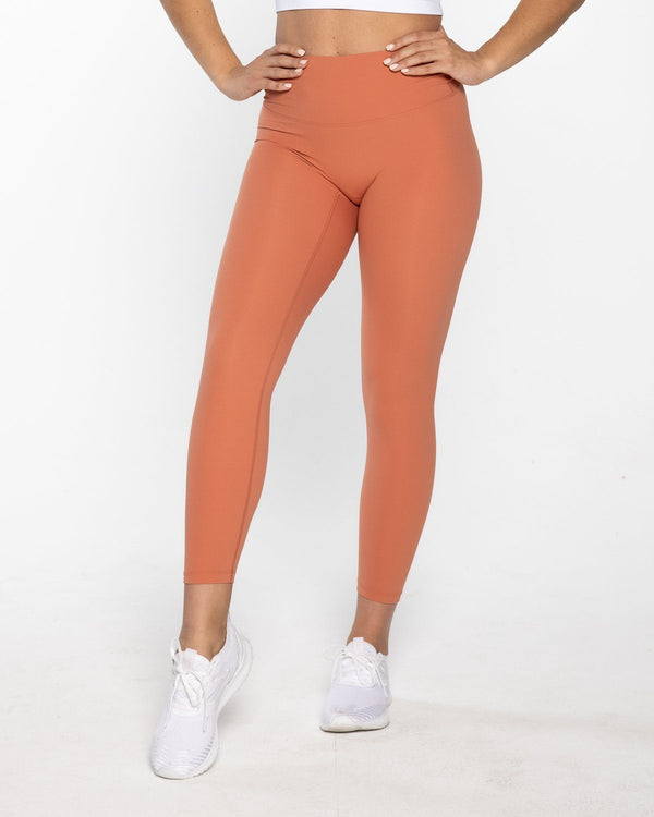 LEGGINGS - LUXE 7/8 LEGGING MELON