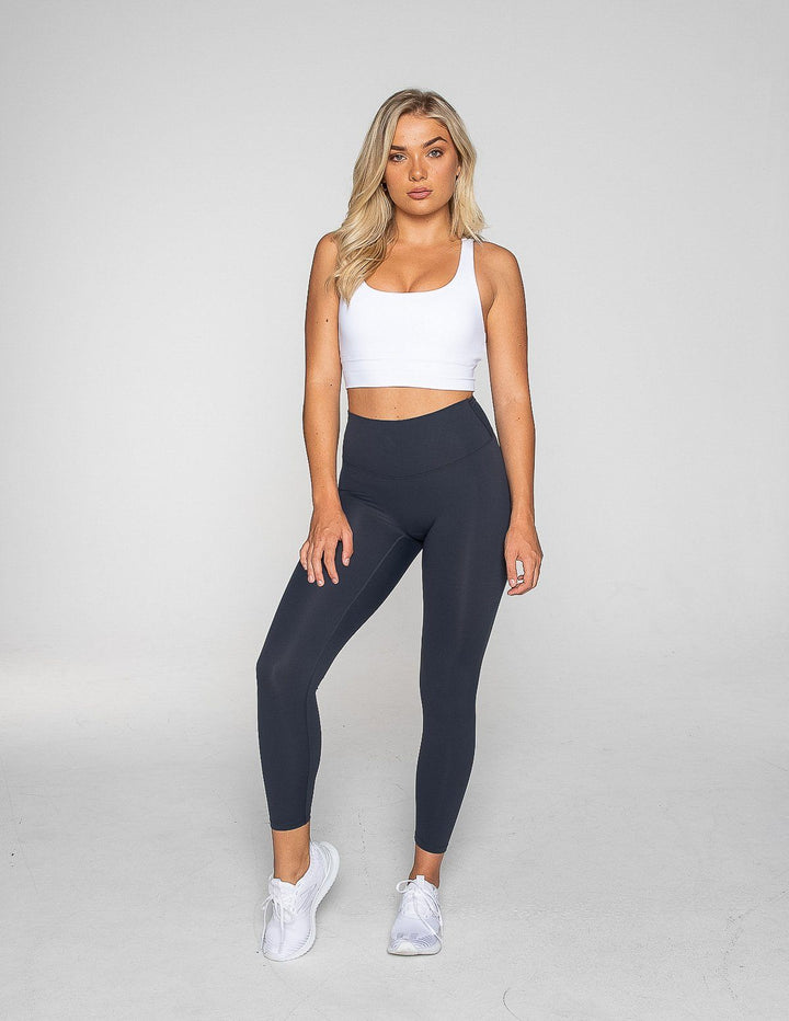 LUXE 7/8 LEGGING MIDNIGHT NAVY