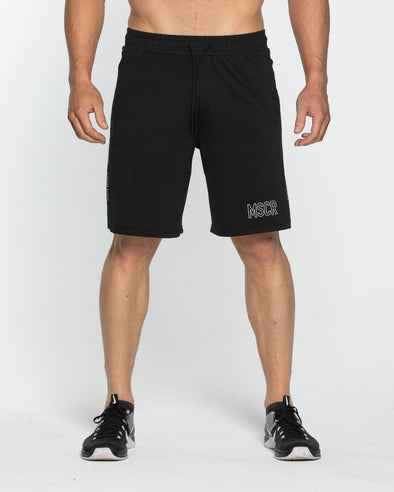 MENS SHORTS - Baller Short Black
