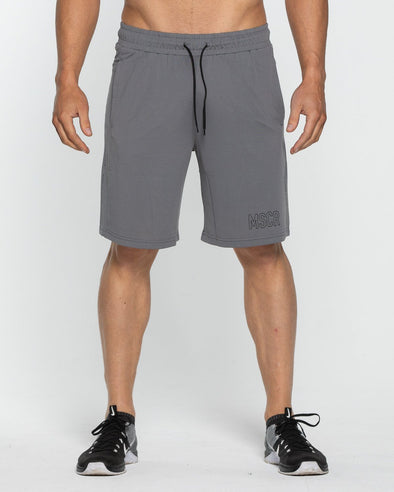MENS SHORTS - Baller Short Grey