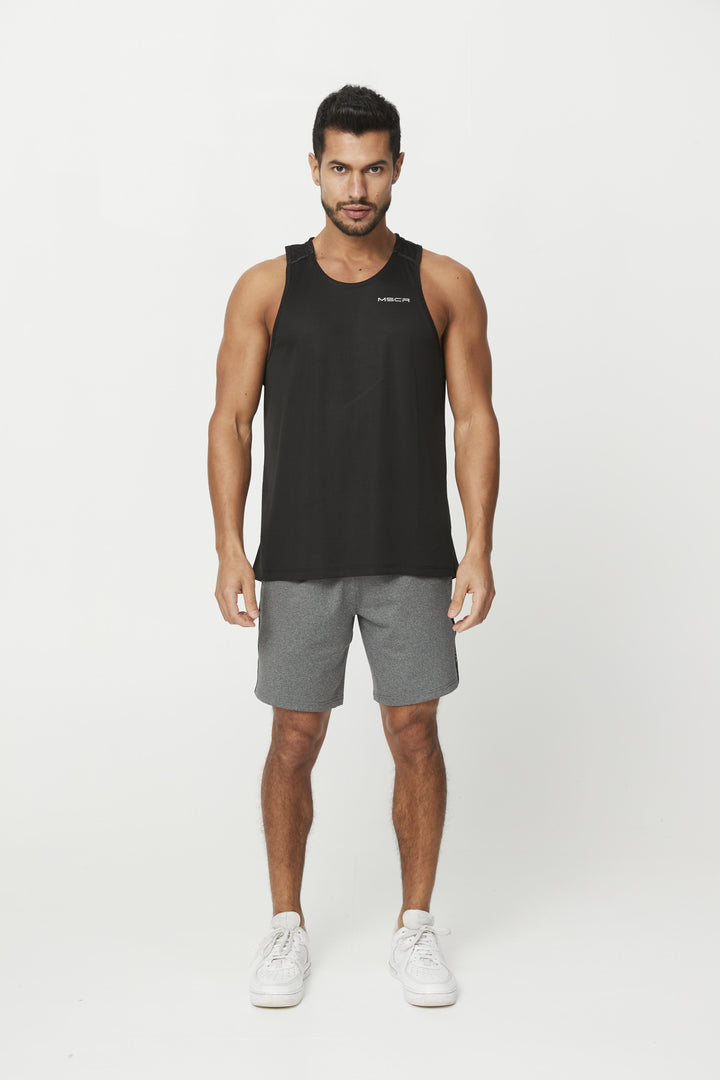 MENS SHORTS - SEMPRE SHORTS BLACK
