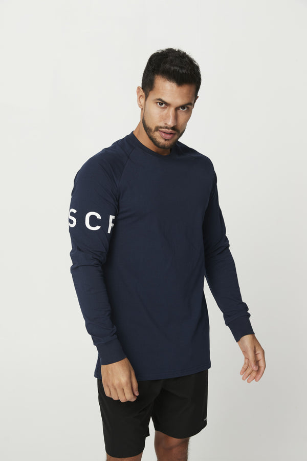 MENS TOPS - MEN'S CREED LONG SLEEVE