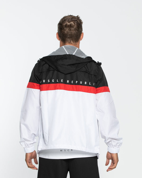 MENS WINDBREAKER