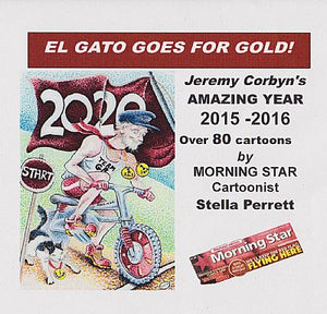 El Gato Goes for Gold!