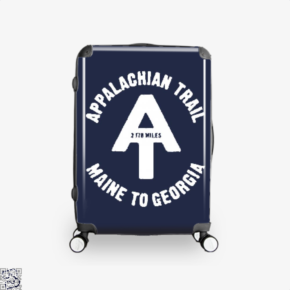 Appalachian Trail Droll Suitcase - Blue / 16 - Productgenjpg