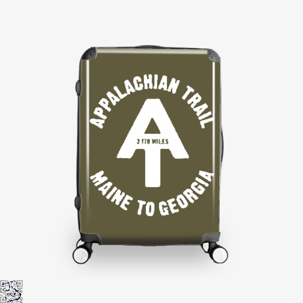 Appalachian Trail Droll Suitcase - Brown / 16 - Productgenjpg