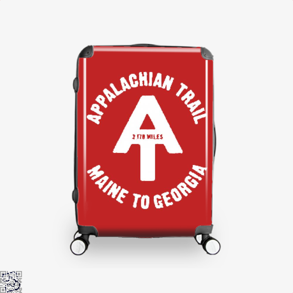 Appalachian Trail Droll Suitcase - Red / 16 - Productgenjpg