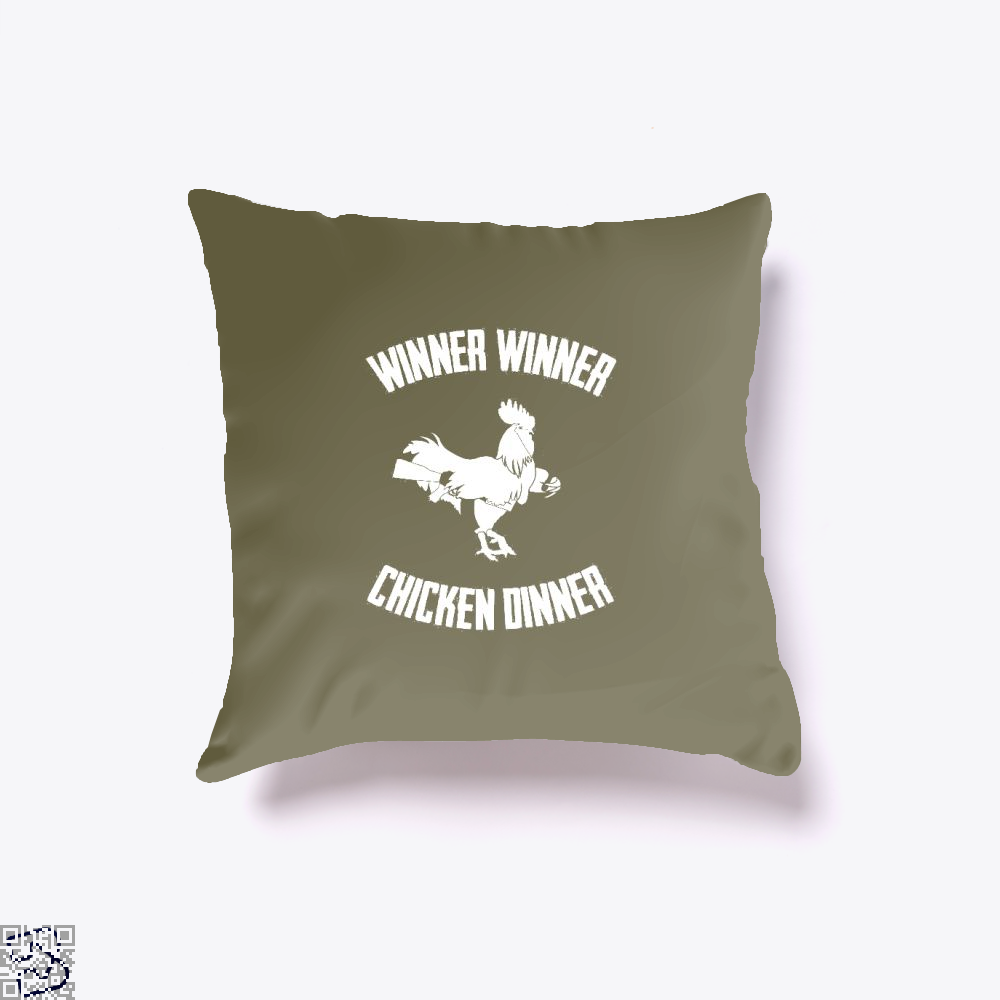 Are You A Winner Funny Throw Pillow Cover - Brown / 16 X - Productgenapi