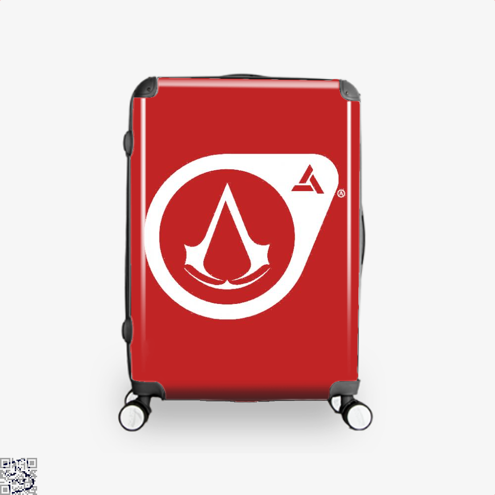 Assasins Life Assassins Creed Suitcase - Red / 16 - Productgenjpg