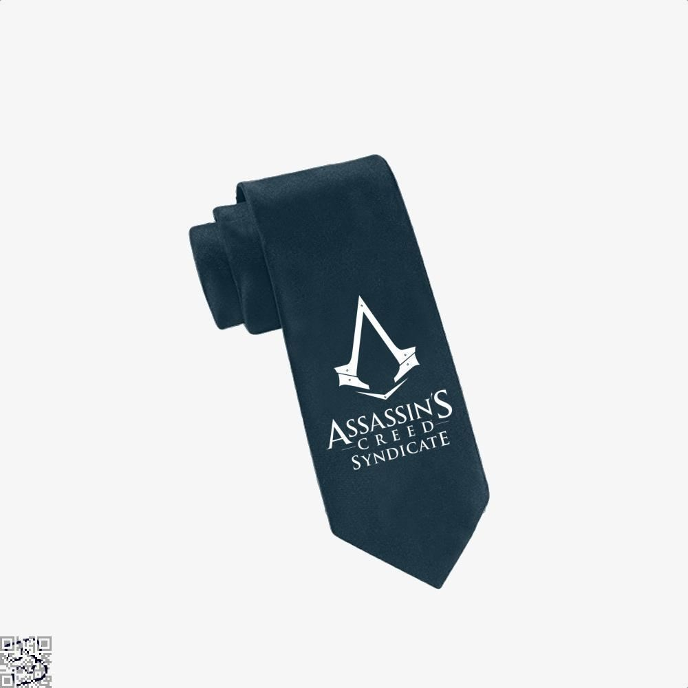 Assassins Creed Syndicate Assassins Tie - Navy - Productgenjpg