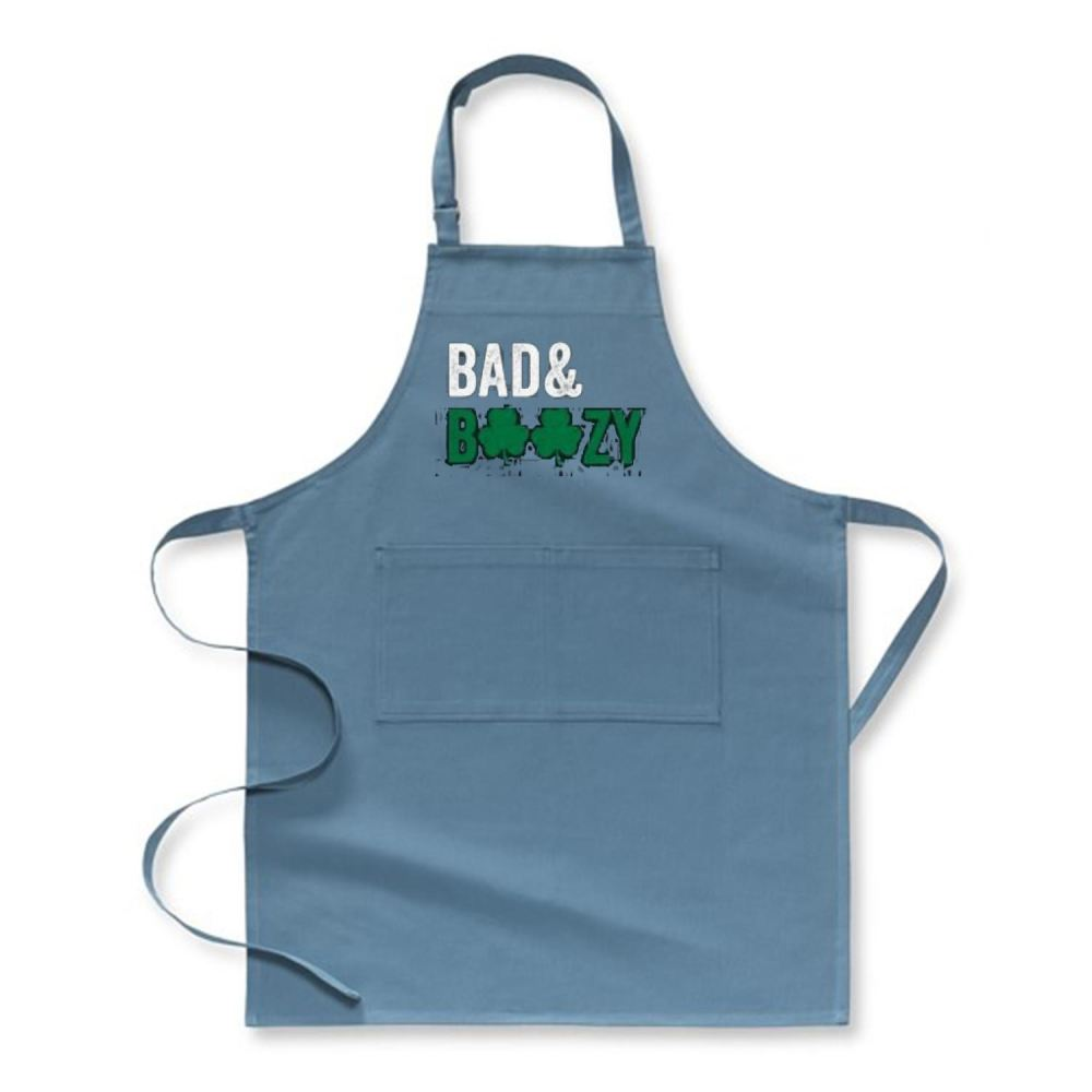 Bad Boozy Deadpan Apron - Productgenjpg