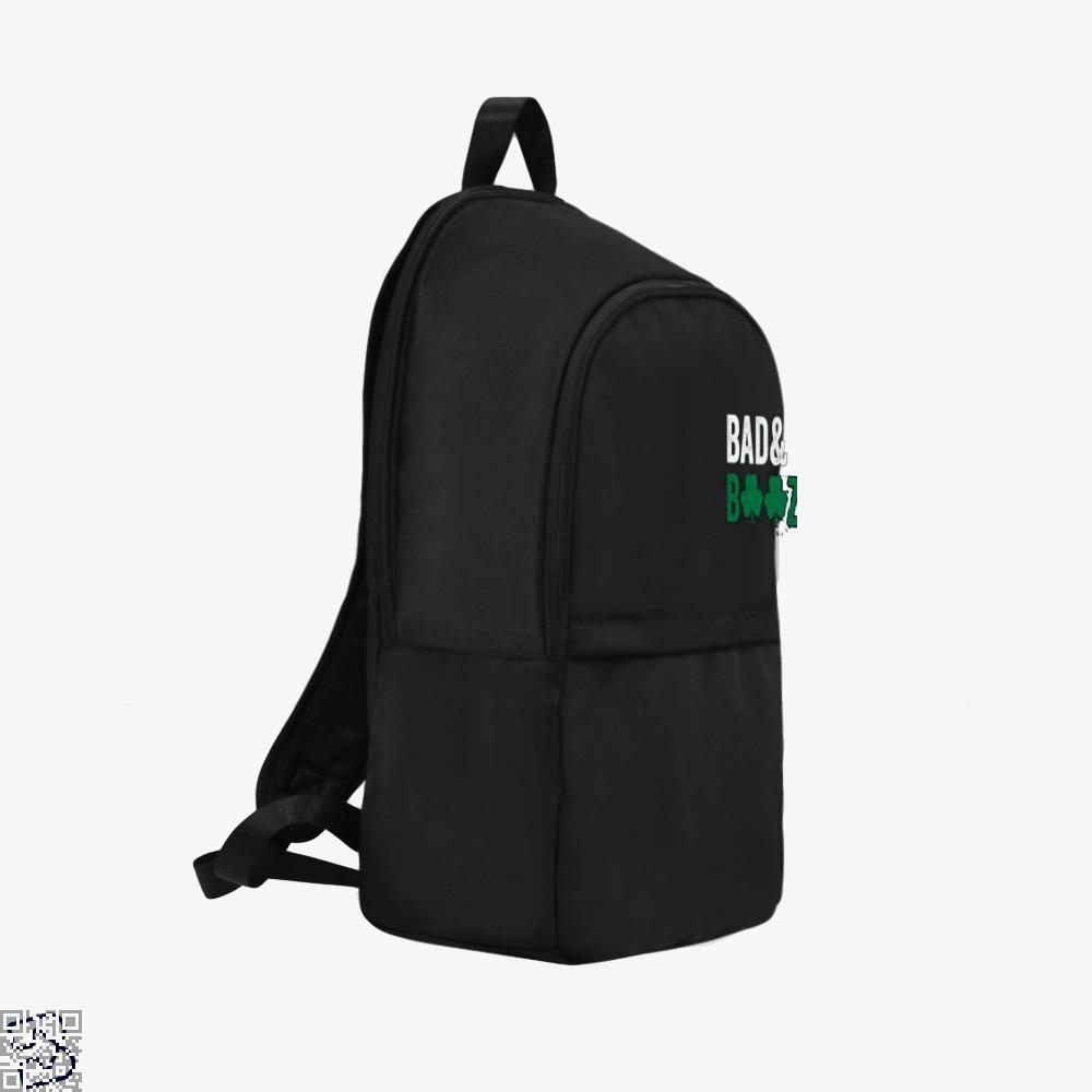 Bad Boozy Deadpan Backpack - Productgenjpg
