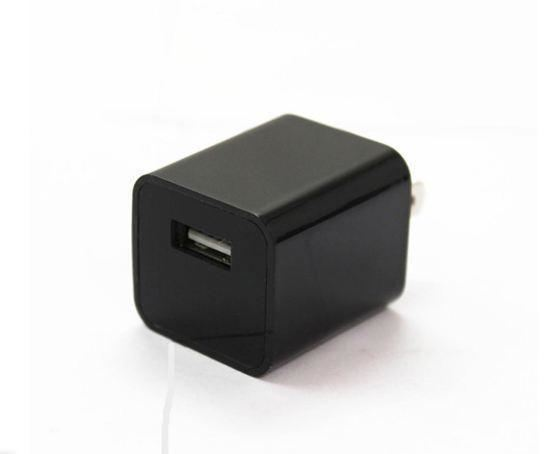 Bapup Innovative Mini Ac Adapter Usb Pen Charger Spy Cam