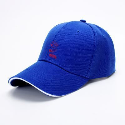 Be Mine Cupid Angel Valentines Day Baseball Cap - Blue - Productgenjpg
