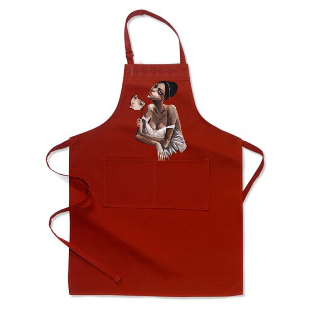 Be The Beautiful Aathira Mohan Apron - Productgenjpg
