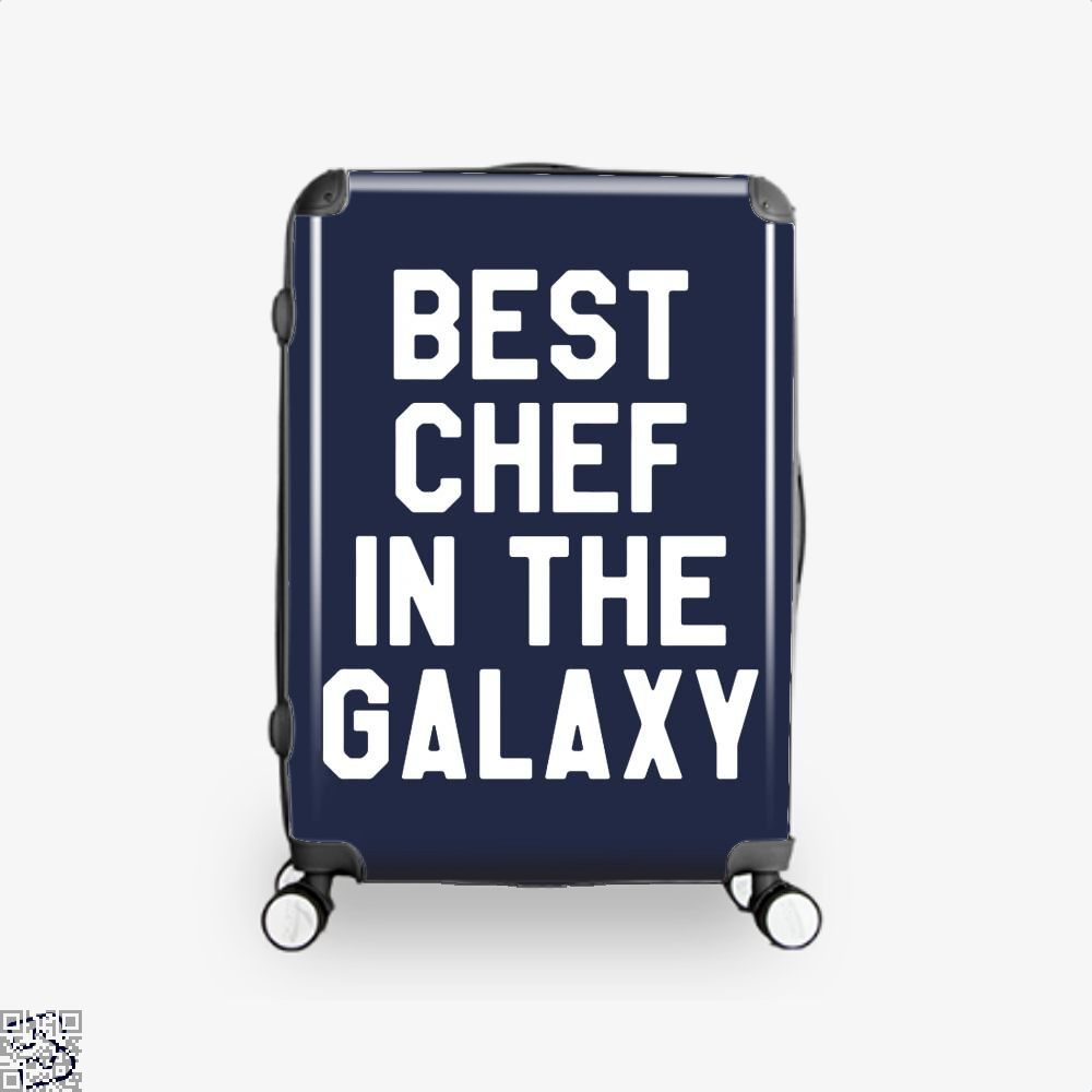 Best Chef In The Galaxy Chefs Suitcase - Blue / 16 - Productgenapi