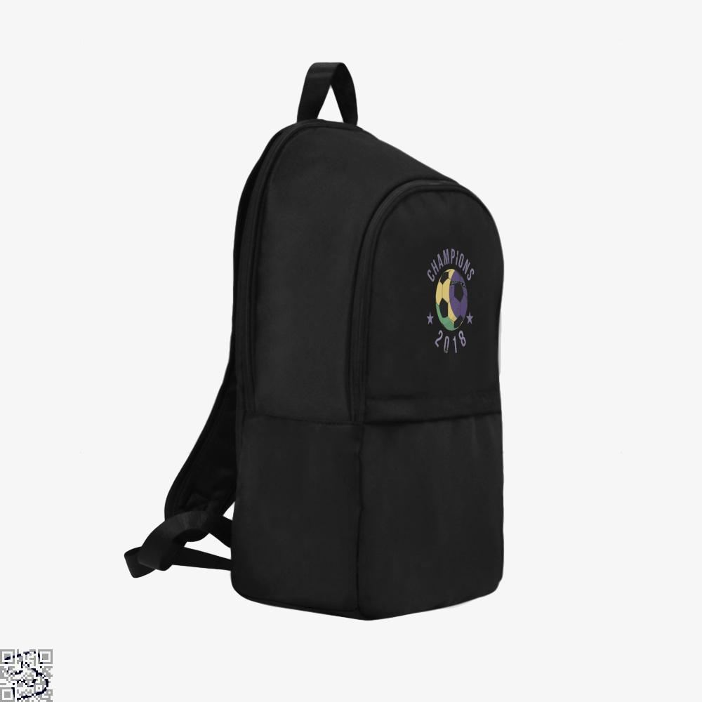 Brazil Soccer Team Football Cup 2018 Fifa World Backpack - Productgenapi