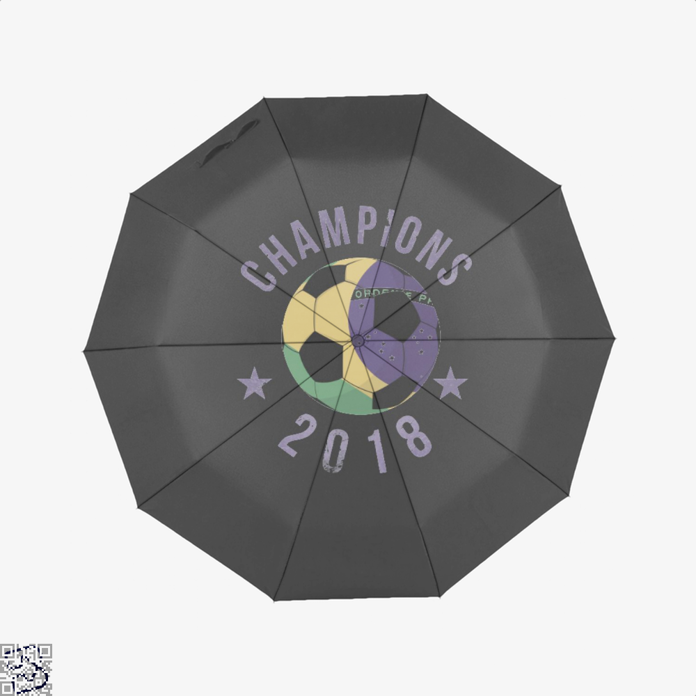 Brazil Soccer Team Football Cup 2018 Fifa World Umbrella - Black - Productgenapi