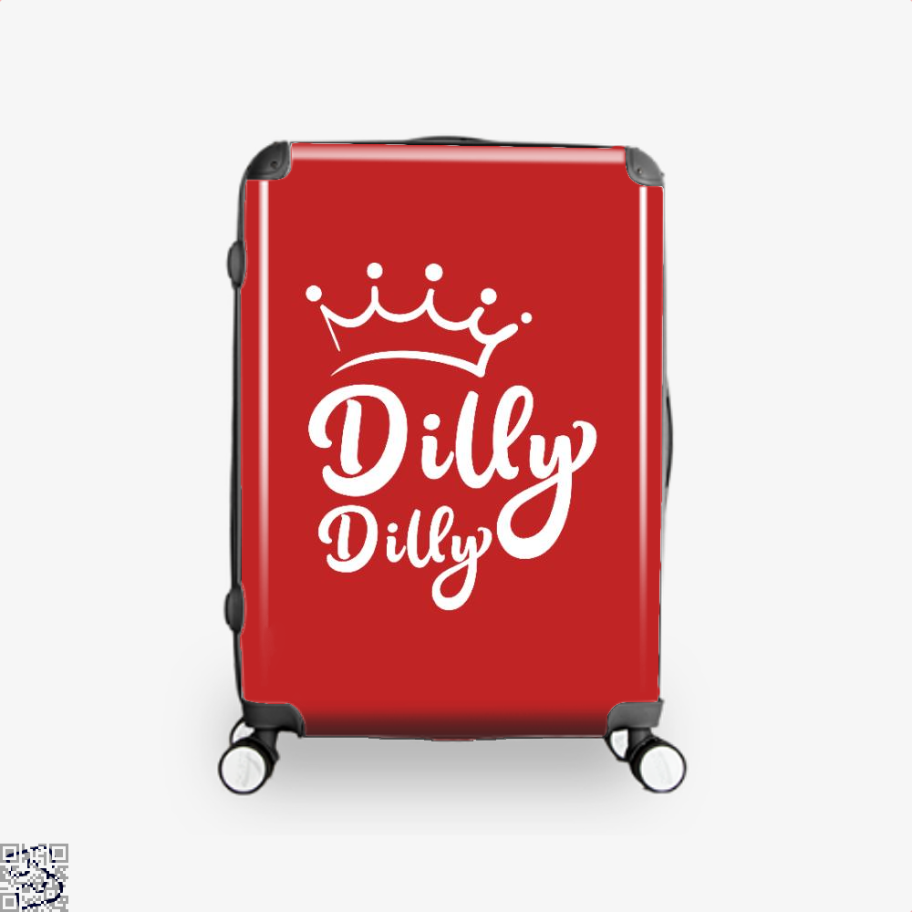 Bud Light Dilly Dilly Bud Light Dilly Dilly Suitcase - Red / 16 - Productgenapi