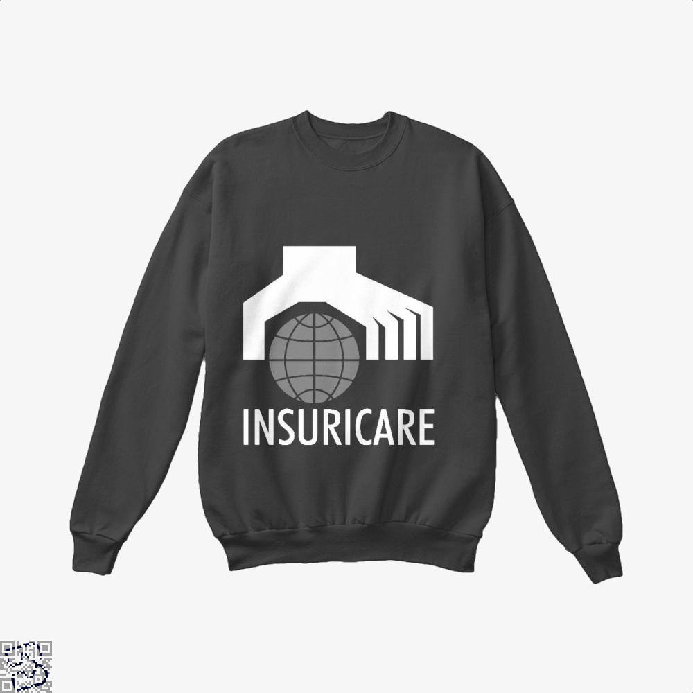 Catch Insuricare Incredibles Crew Neck Sweatshirt - Black / X-Small - Productgenapi