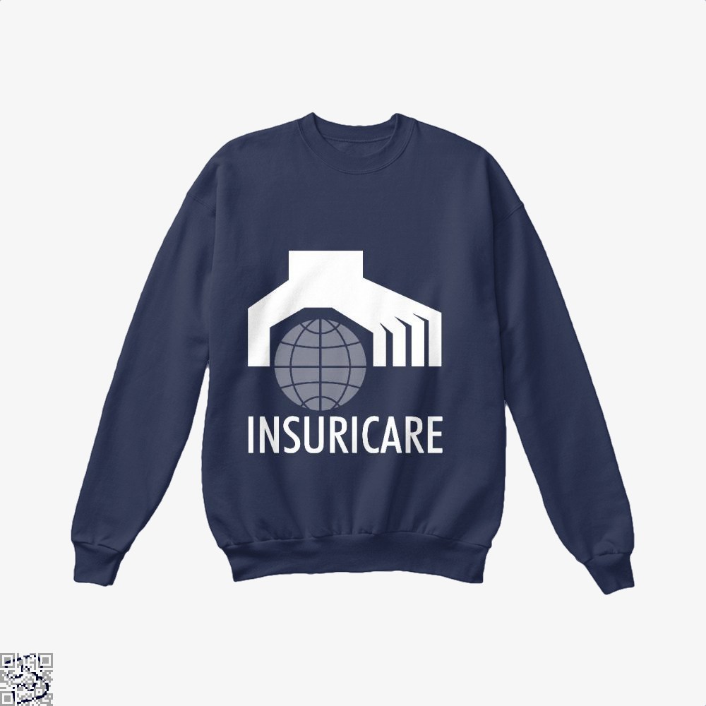 Catch Insuricare Incredibles Crew Neck Sweatshirt - Blue / X-Small - Productgenapi