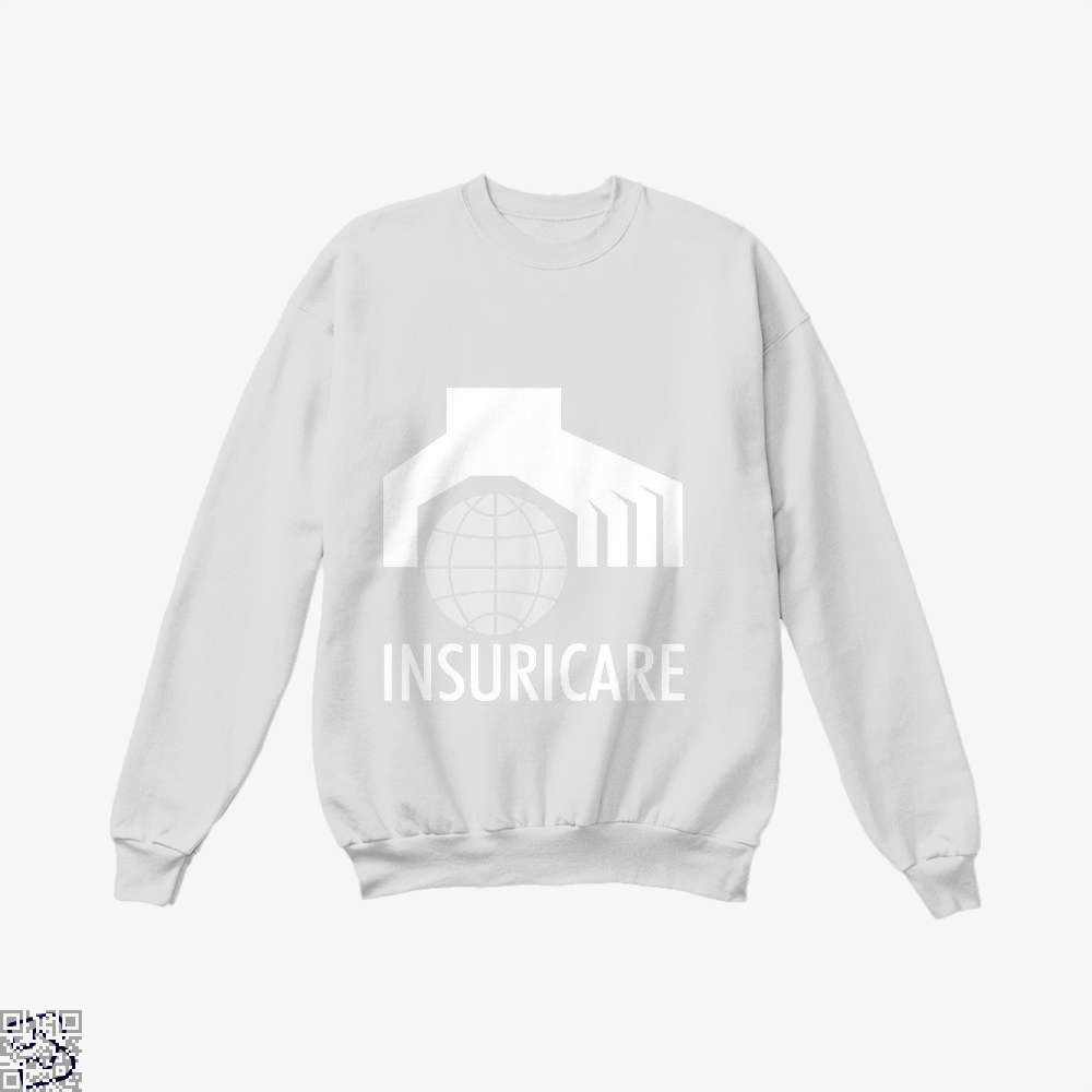Catch Insuricare Incredibles Crew Neck Sweatshirt - White / X-Small - Productgenapi
