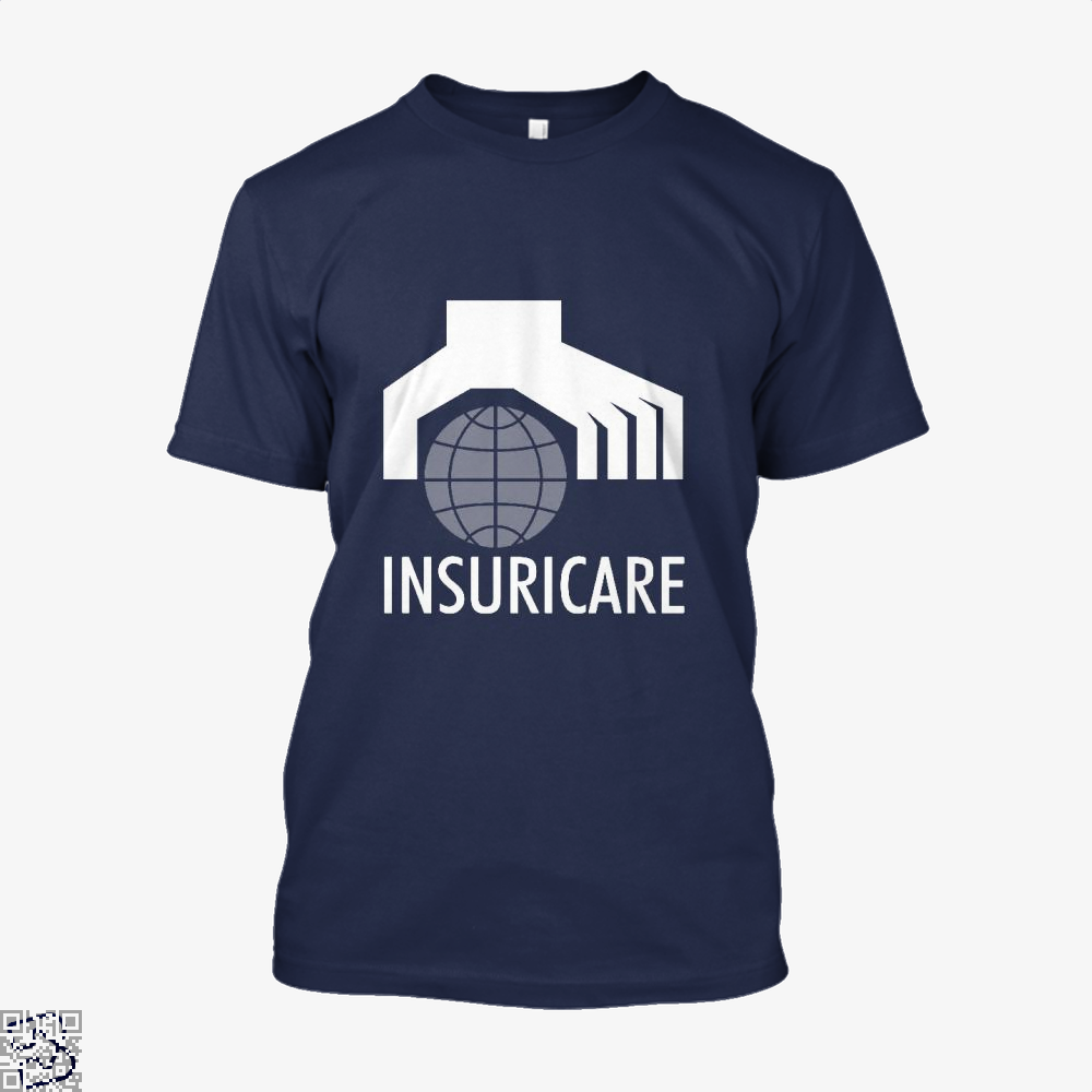 Catch Insuricare Incredibles Shirt - Men / Blue / X-Small - Productgenapi