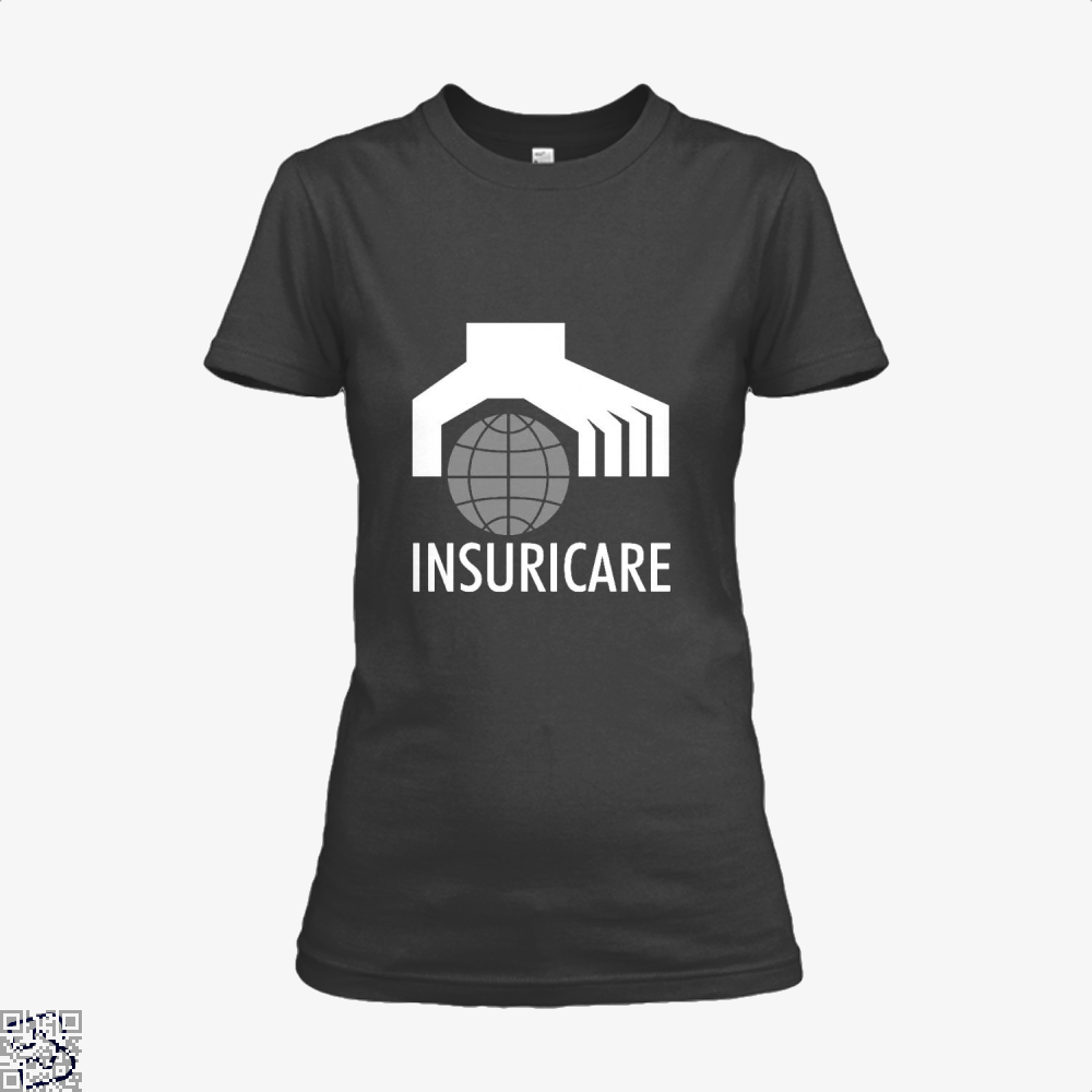 Catch Insuricare Incredibles Shirt - Women / Black / X-Small - Productgenapi