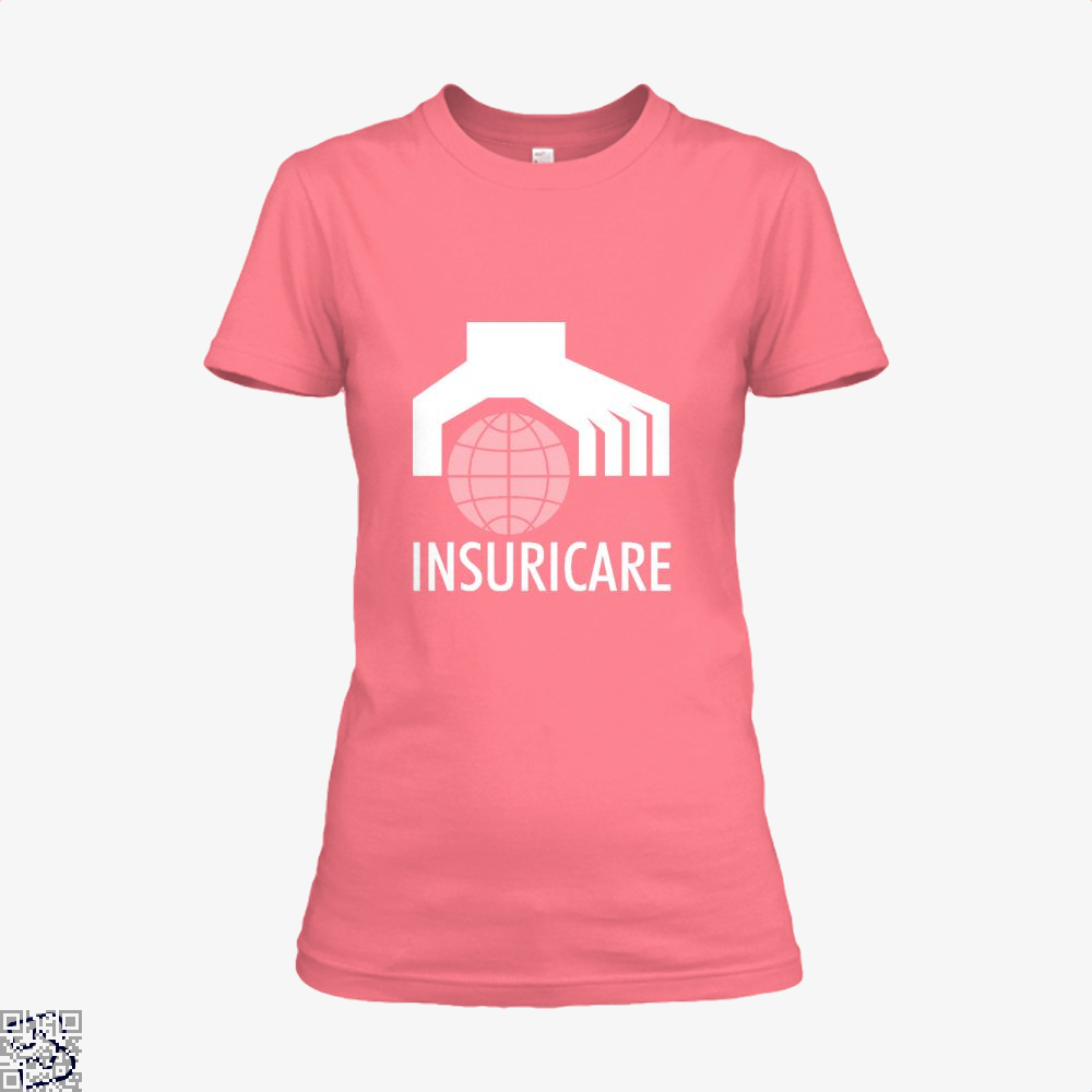 Catch Insuricare Incredibles Shirt - Women / Pink / X-Small - Productgenapi