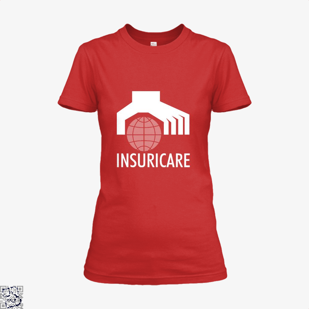 Catch Insuricare Incredibles Shirt - Women / Red / X-Small - Productgenapi