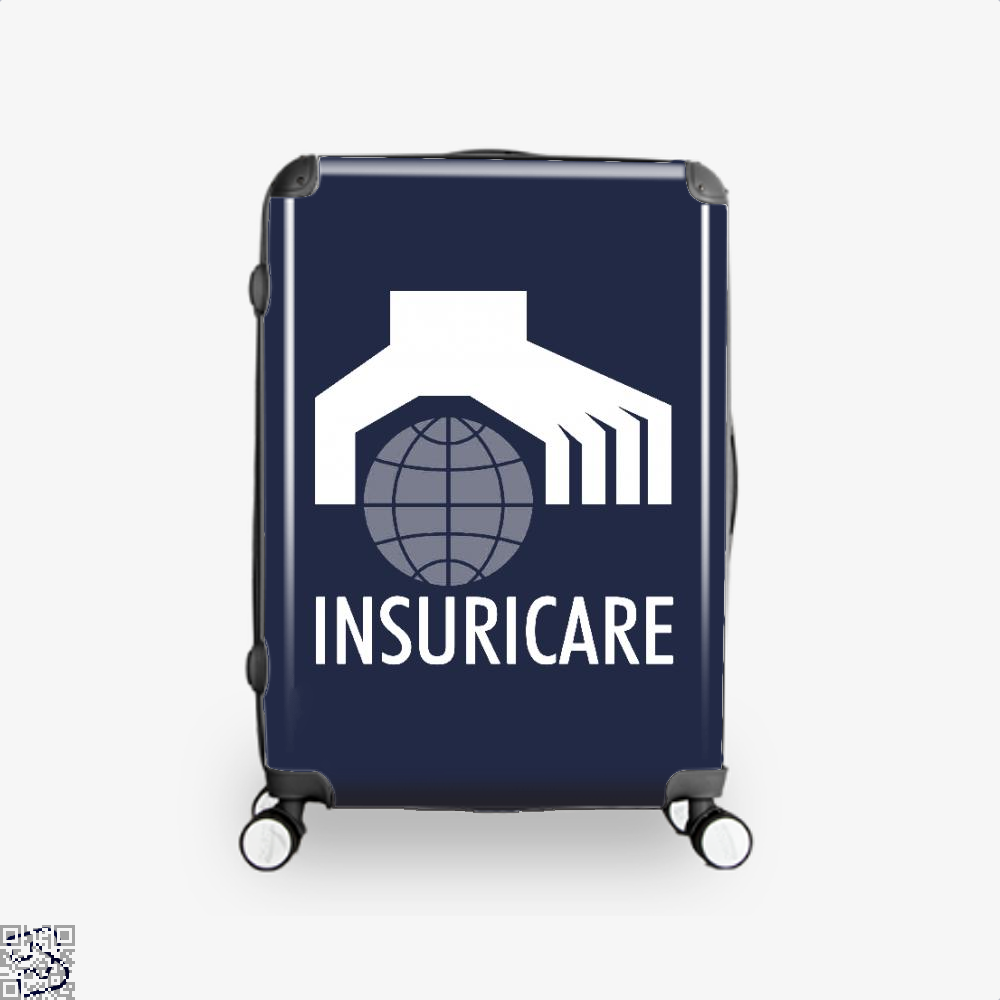 Catch Insuricare Incredibles Suitcase - Blue / 16 - Productgenapi