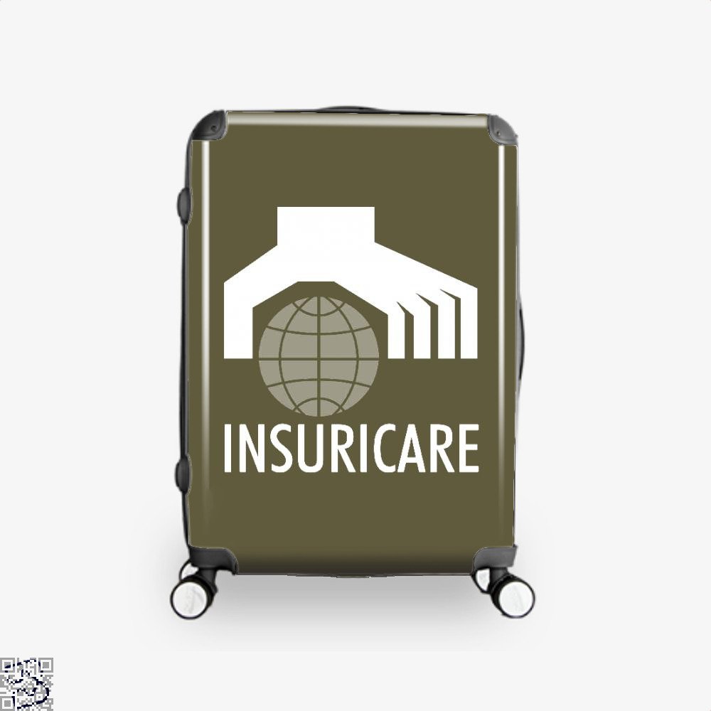 Catch Insuricare Incredibles Suitcase - Brown / 16 - Productgenapi