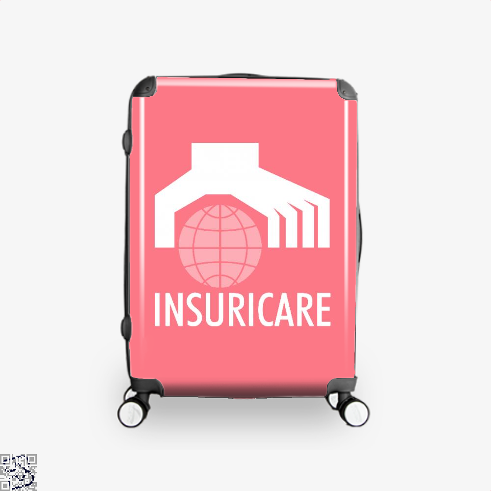 Catch Insuricare Incredibles Suitcase - Pink / 16 - Productgenapi