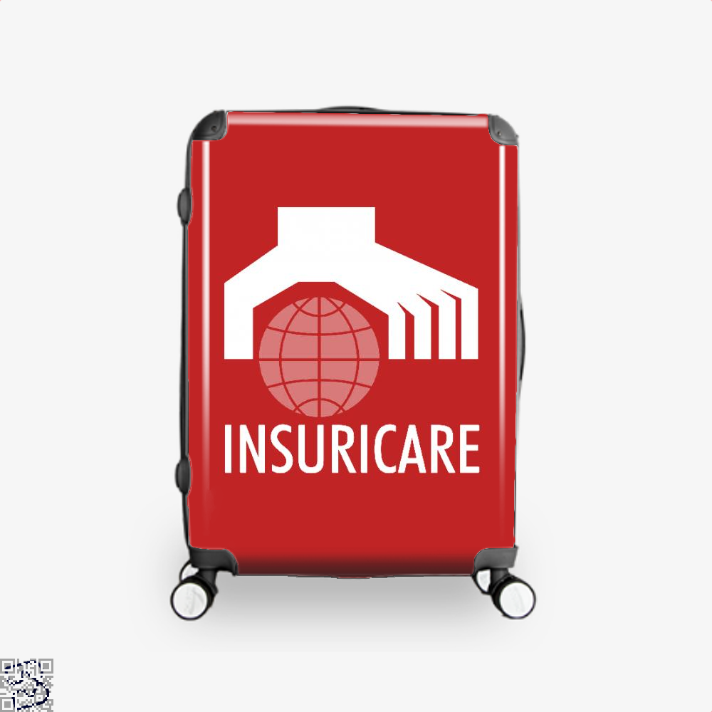 Catch Insuricare Incredibles Suitcase - Red / 16 - Productgenapi