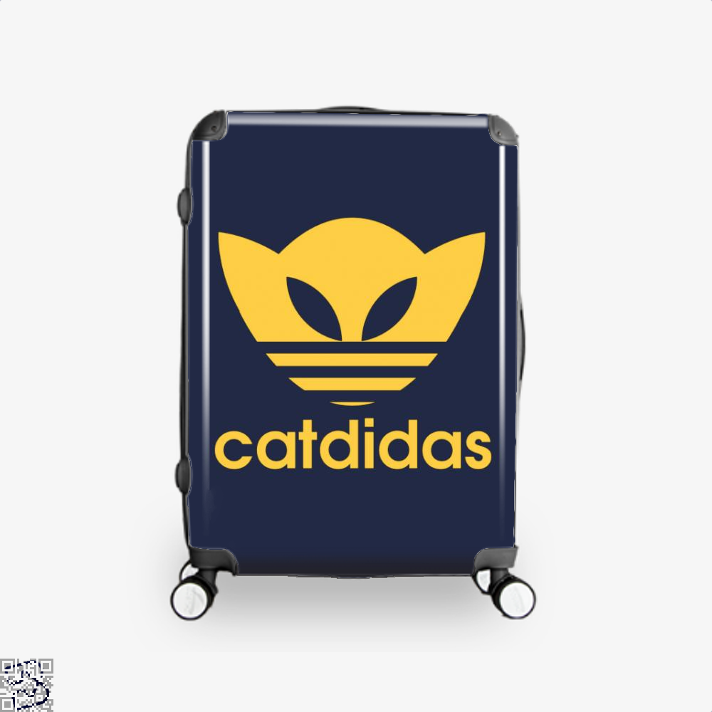 Catdidas Cat Suitcase - Blue / 16 - Productgenjpg