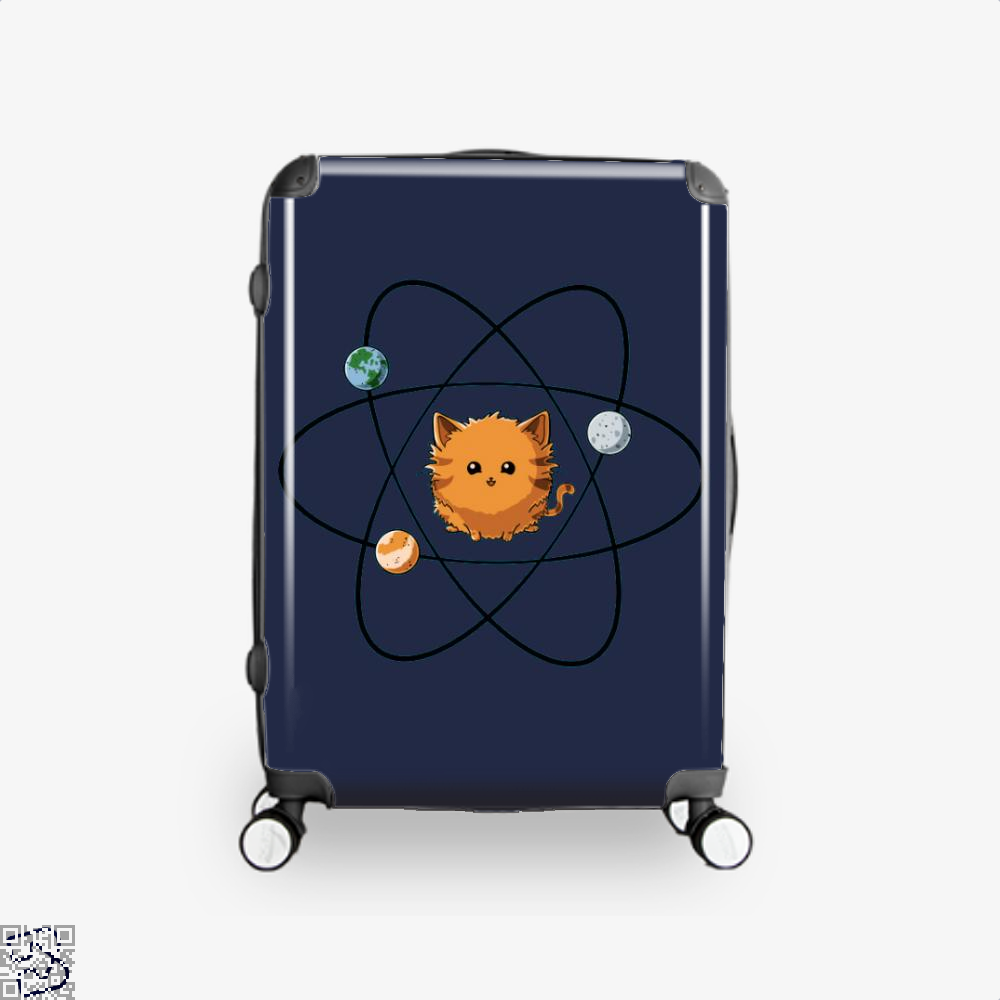 Catom Cat Suitcase - Blue / 16 - Productgenjpg