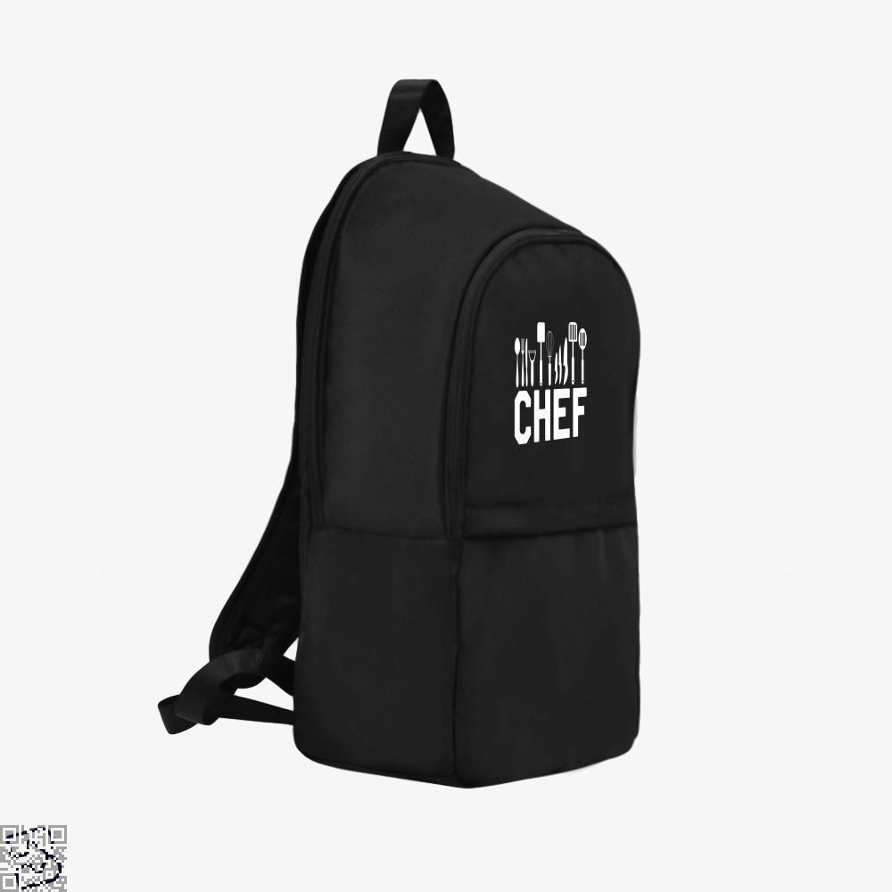 Chef Tools Chefs Backpack - Productgenapi