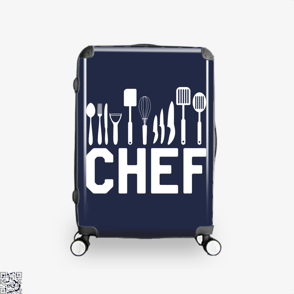 Chef Tools Chefs Suitcase - Blue / 16 - Productgenapi